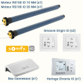 KIT DOMOTIQUE SOMFY IO - PACK CONFORT +