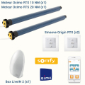 KIT DOMOTIQUE SOMFY RTS - PACK CLASSIC