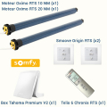 KIT DOMOTIQUE SOMFY RTS - PACK CONFORT +
