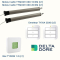KIT DOMOTIQUE DELTA DORE RADIO - PACK CLASSIC