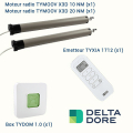 KIT DOMOTIQUE DELTA DORE RADIO - PACK CONFORT +