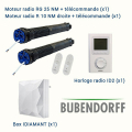 KIT DOMOTIQUE BUBENDORFF - PACK CONFORT +