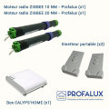 KIT DOMOTIQUE PROFALUX - PACK CLASSIC
