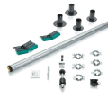 KIT BLOC-BAIE REMPLACEMENT & MOTORISATION 6 NM 17RPM S&SO RS100 IO