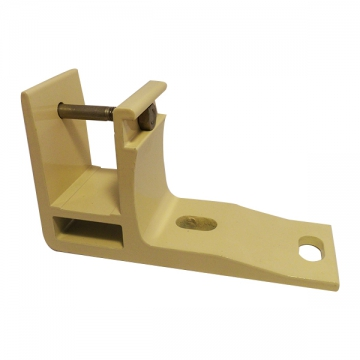 SUPPORT FACE PORTEUR PROFILE RAL 1015