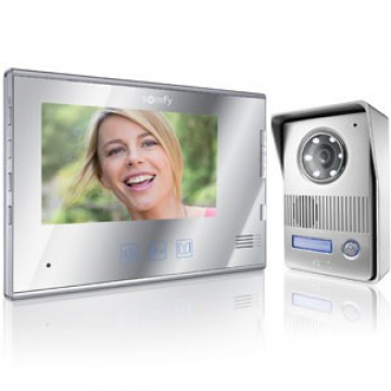 VISIOPHONE V400 MIROIR INTERPHONE VIDEO SOMFY Reference SY2401281 Visiophone Somfy SOMFY