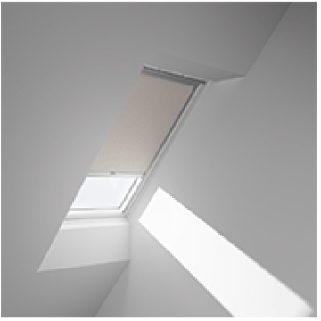 STORE VELUX OCCULTATION DKL UK04 134X98 BEIGE 1085