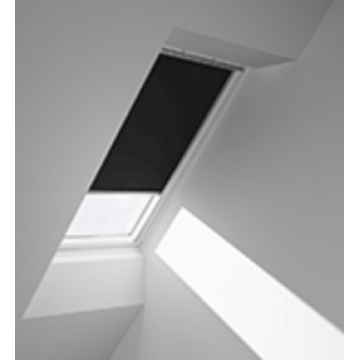 STORE VELUX OCCULTATION DKL UK08 134X140 NOIR UNI 3009