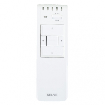 TELECOMMANDE IVEO SEND 5 CANAUX BLANC