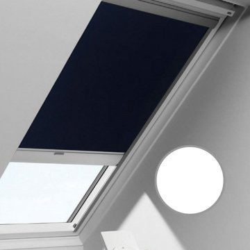 STORE VELUX OCCULTATION SOLAIRE 102 55X78 BLANC