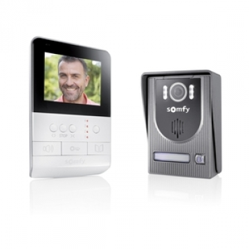 VISIOPHONE SOMFY V100 INTERPHONE VIDEO