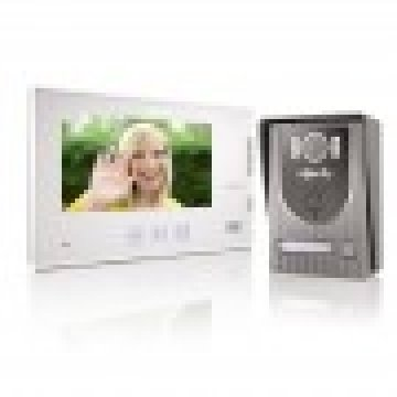 VISIOPHONE V250 BLANC INTERPHONE VIDEO SOMFY