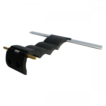 VERROU DE SECURITE A 4 MAILLONS (LAME 14) Reference ZFH820 Attaches rigides - Verrous ZURFLUH-FELLER