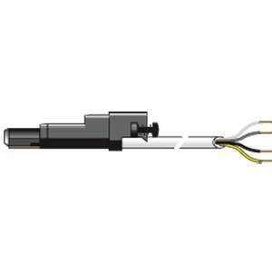 Somfy câble de connexion Pour Raffstore moteur avec Hirschmann femelle 0.5 m NEUF