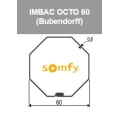 Visuel 2 ROUE D´ADAPTATION IMBAC OCTO 60 BUBENDORFF (DIAM. 50) Reference SY9410304 Adaptations Somfy SOMFY
