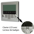 Visuel 2 LOT DE 2 BADGES POUR SYSTEME ALARME SOMFY Reference SY1875067 Alarmes SOMFY