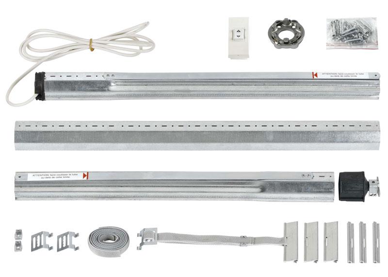 Kit De Motorisation Filaire Somfy Ms 100 Pour Volet Roulant