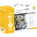 Visuel 4 VISIOPHONE V600 NOIR INTERPHONE VIDEO SOMFY Reference SY2401297 Visiophone Somfy SOMFY
