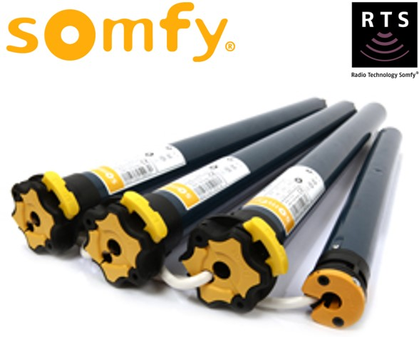 Somfy Radio Ø60